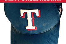 Cleaning Baseball Hats