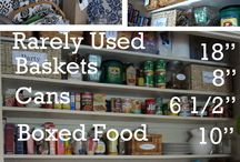 Pantry ideals