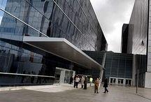 Nuevo HUCA (Hospital Universitario Central de Asturias)