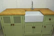 Belfast Sink Units / The Olive Branch is your source for traditional pine and country furniture with a unique feel and creative flair. We offer a fantastic range of Free Standing/Fitted Kitchen Units.