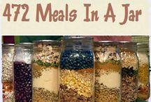 Meals in bag / by Marie Minyard Jones