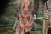 Keys to Spring 2015 Fashion / Colorful with a dash of 70's Chic