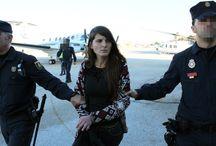 Segurpricat Consulting :La Policía Nacional traslada desde Francia a la miembro de ETA Ione Lozano