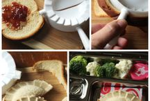Udderly Smooth: Easy Lunches /  These ideas are Udderly Smooth ways to pack an easy school lunch the kids will love.