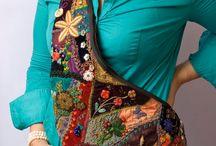 Bolsas de tela (cuidando el medio ambiente )