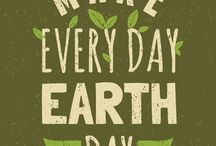 Earth Day 2015 / Earth Day is an annual event, celebrated on April 22, on which day events worldwide are held to demonstrate support for environmental protection.
