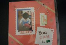 My Creations / Scrapbook pages, cards and other projects I've done.