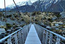 Hiking in NZ
