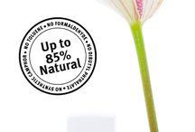 Natural cosmetics / Marques de cosmétiques naturelles