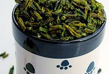 Doggie Green Bean Crunchies