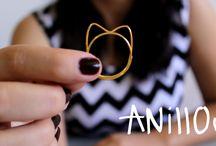 Anillos DIY / www.youtube.com/hablobajito