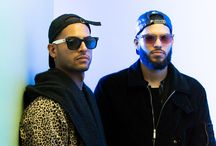 The Martinez Brothers x Ray-Ban Studios