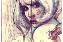 art(: / by Josie Ethington