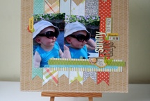 scrapbook ideas / by Samantha Van Scoik