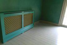 Bespoke Radiator Cabinet Projects / Radiator Cover Solutions www.radiatorcabinetsuk.co.uk/