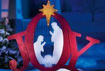 CHRISTmas / by Jennifer Ackley
