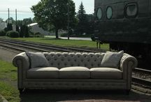 Stylish Sofas / Variety of styles for comfortable lounging