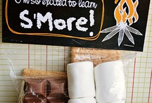 Learn s'more bag