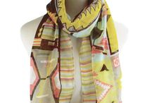 Fashion Scarves / Scarves for all seasons.