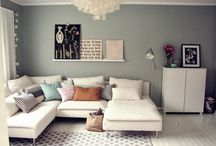 Inspiration for living rooms