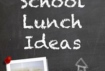 School Lunches / by Michelle O'Brien Louch