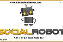 SEO Software Social Robot Pro full version