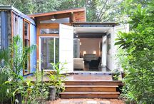 Small house Ideas! / by Brandy Belcourt