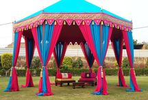 Exclusive Designer Tents / High End Quality Handmade Tents