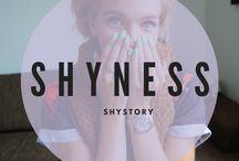 Shy stuff