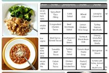 meal planning / by Nichole Patton