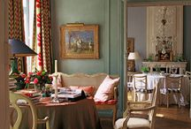 French / French style and places