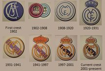 Real Madrid emblema history