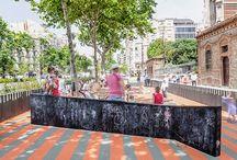 Mobiliario Urbano / En BDU nos gustan las ciudades que en sus espacios públicos saben encontrar el equilibrio entre funcionalidad, elegancia y armonía.  Creemos en el diseño de los objetos que añaden valor a la ciudad, integrándose y por encima de todo siendo de utilidad para sus ciudadanos. Nuestros espacios de mobiliario urbano tienen el valor de integrarse de forma natural a cada rincón de la ciudad.