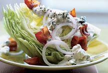 Salads / by Dawn Prezioso