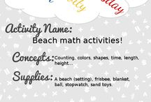 1st grade MaTh / Math activity Thursday for 1st graders