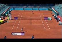 Tenisz élmények