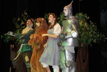 Gaston Day School's Wizard of Oz / Gaston Day School presents the Wizard of Oz - a blockbuster production featuring flying cast members! April 12 - 15, 2012! KathyTix12@gmail.com for tickets! Info: ACTatGDS.com