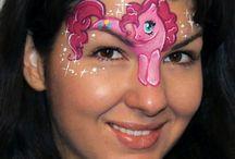 Childrens faceprint