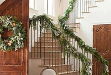 Holiday Decorating / Inspiration for decking your halls and staircases!