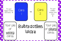 Simple subtraction / Various ways to teach subtraction.