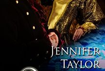 Jennifer Taylor's Historical Romances