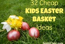 Cheap Kids Easter Basket Ideas
