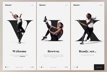 Website Elemente Inspiration