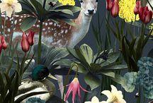 Collage Jul Billedkunst (Inspiration)