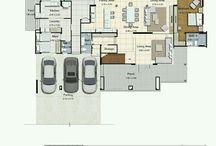 3D house plans
