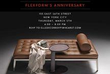 Flexform NYC Events
