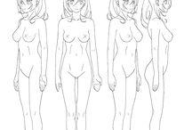 Character desing Female
