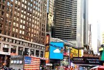La gran ciudad de New York / Algunas campañas