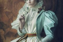 Vedis Valentin / Hennes nye courtier-outfit til hverdagsbruk.