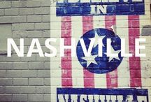 """Nashville / We call an amazing town """"Home"""", and we love showing it off. The Anderson Group pins our favorite restaurants, events, and music festivals so that visitors and locals will come to know and love Nashville as much as we do."""
